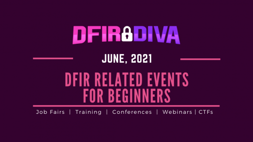 June DFIR Events Image